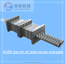 barrel of extruder/screw barrel of plastic extrusion, W85/T85 ,for twin-screw extruder,repalcement of extruder