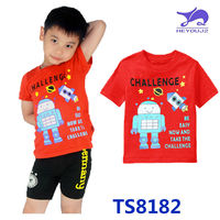 export wholesale kids spring italian animal kids t-shirt