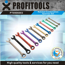 12pcs CRV colour coded mechanical hand tool