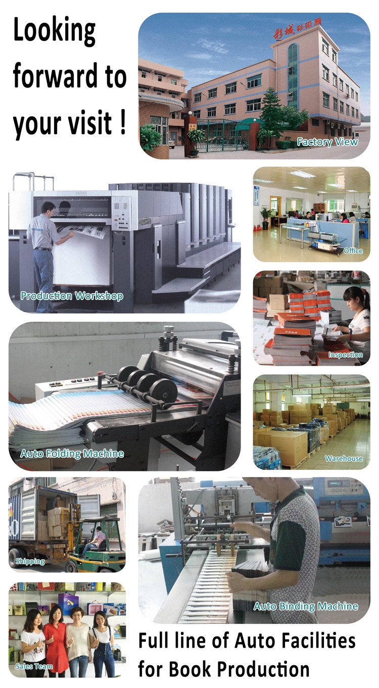 Wholesale Cheap Magazine Printing Book printing Catalogue Printing