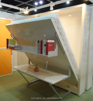 Foldaway Bed,Folding Wooden Bed,Wall Folding Bed