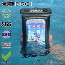 cell phone pouch/smart phone waterproof case/waterproof case for mobile phone
