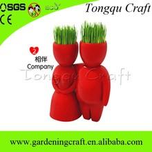 latest gift items lovely romantic ceramic pot for wedding decoration