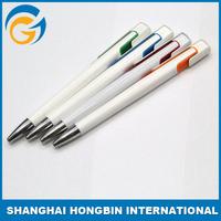Custom Logo Free Ball Pen Sample for Advertising