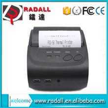 5802LD 58mm bluetooth thermal printer smartphone/pc/computer mini android printer
