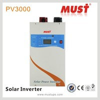 OFF GRID MUST HOT SELL 40AMP MTTP solar charger DC TO AC inversor