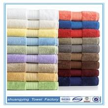 European standard 100% cotton 70x140cm super soft hotel bath towel set