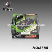 WL toys 5CH RC Die Cast Mini Car/New Design 1:43 RC Car 8688