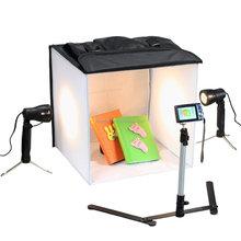 50cm Tent Photo Studio Soft Box Tent Light Cube Photography Softbox Lighting Kit