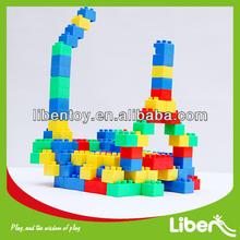Durable de plástico educativos bloques de conexión le juguetes. Pd. 052