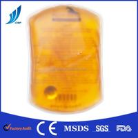 high quality pocket hot pack/hot gel pack reusable hand warmer