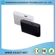 Factory Price Bluetooth Audio Receiver Adapter with Hands Free Calling and 3.5 mm Audio Mic Adapter