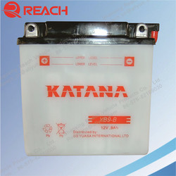 12V Rechargeable Lead Acid Dry Charged Motorcycle Battery Cheap Suppliers in China