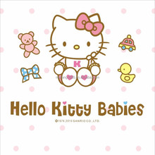 China wallpaper supplier waterproof hello kitty kid wallpaper