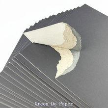 Black sheet for photo album