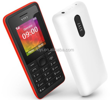Factory Direct Cheap Moble Phone 106 Single Card hong kong cell phone prices