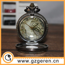Free sample!!! AlibabFree sample!!! Alibaba whilesale product fashion bronze quartz pocket watch,antique pocket watch for ladies