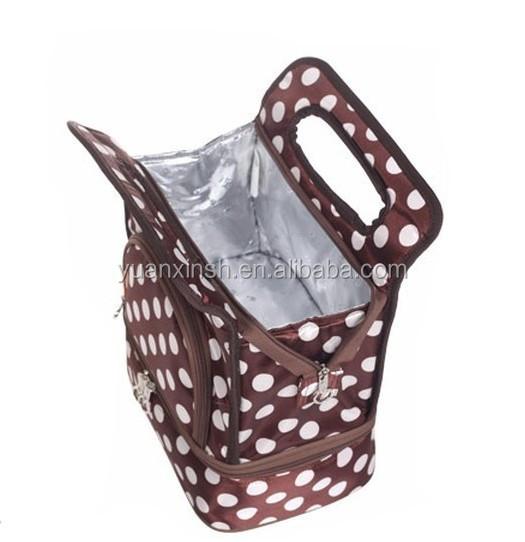 The most novel hand cooler bag