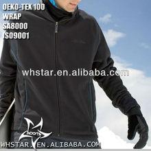 Lana jersey ropa nieve del hombre