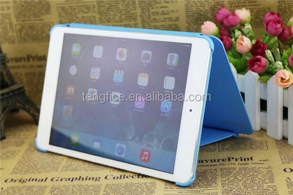 Smart Cover leather case For ipad mini 2 leather case 7.9 tablet cover