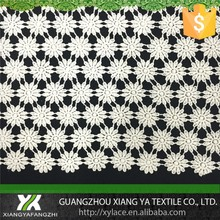 810007 cotton chemical guipure designs high quality embroidery lace fabric lace sequin embroidery fabric