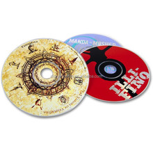 dvd rw disc duplication custom printing and packaging