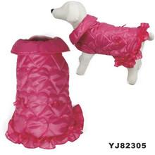 Water Sprinkling Resistant Fabric Waterproof Dog Coat