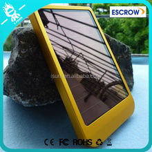 Best new coming fashional emergency aa battery solar charger 2600 mah