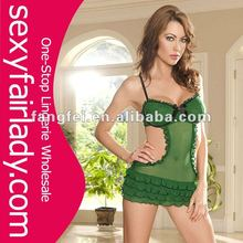 2012 Newest fantasy lingerie sexy adult lingerie