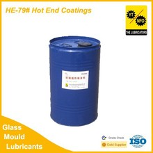 Glass casting industry high quality hot end coating for glass