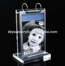 Hot New Products ! Rectangle Clear Acrylic Photo Frame
