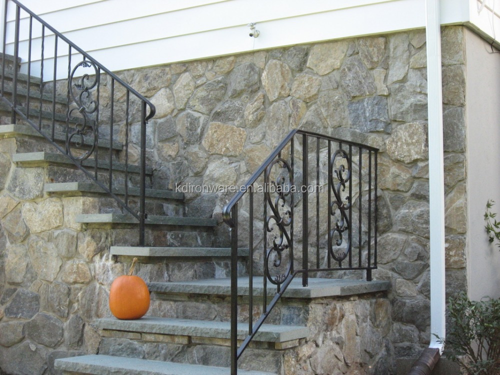 Outdoor Metal Stairs