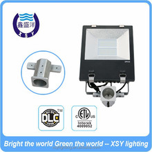 ETL DLC IP65 waterproof outdoor led flood light 100w