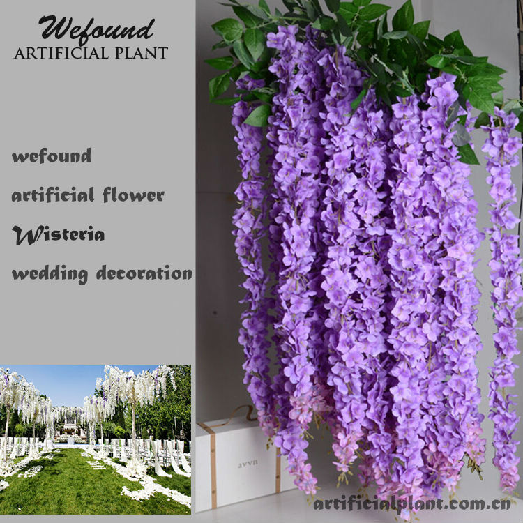 Af03172 artificial flowers for wedding decorations for Artificial flowers decoration ideas
