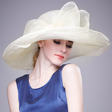 High Quality Philippines Sinamay Fashion Party Hats