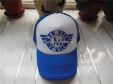 wholesale 100% polyester trucker cap mesh cap baby trucker cap printed logo