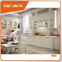 Professional manufacture factory directly teak wood cupboard