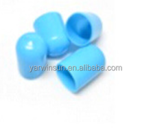 Silicone Rubber Covering Cap /pvc covering caps for cable /rubber wire sleeving/