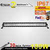 "180w 30"" super quality led offroad light bar 4x4"