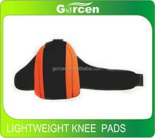 High density foam knee pad , smooth non-marring SBR knee pad, comfortable knee pad for hardwood floor