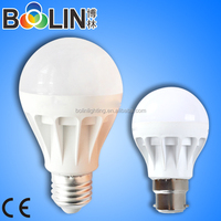 Bolin LED Lamp E27 7w Scrubed LED Bulb High Power Energy Saving Light Bulb Lamp Warm White Wholesale