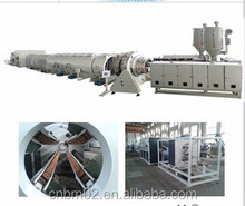 CMAX High Outout Steel Reinforced Spiral Pipe Extrusion Line