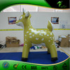 Hot Selling High Quality Advertising PVC Inflatable Cartoon Deer Characters / Inflatable Animals