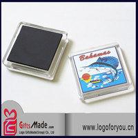 acrylic fridge magnet