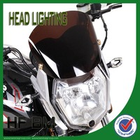 FZ16/CG125/AX100/BAJAJ Series 12v 35/35w Motorcycle Headlight