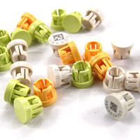 SL-16E security Electrical meter seal plastic Seal press insert gas meter seals