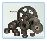 Custom high quality cheap big pulley large pulley wheel