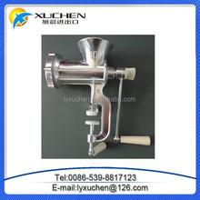 Factory price aluminum material meat grinder