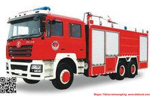 Shacman caminhões de bombeiros 8 x 4 / 6 x 6 / 6x * 4 / 6 x 2 / 4 x 4 / 4 x 2 truck 336 ~ 480HP lhd, Rhd fabricante