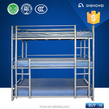 3 tiers kid bed bunk made in China